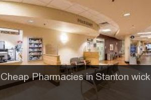 Cheap Pharmacies in Stanton wick