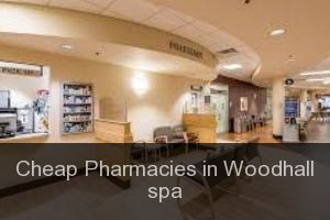 Cheap Pharmacies in Woodhall spa