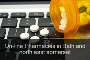 On-line Pharmacies in Bath and north east somerset