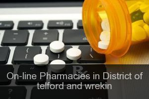 On-line Pharmacies in District of telford and wrekin