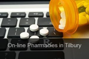 On-line Pharmacies in Tilbury