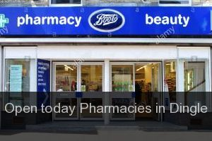 Open today Pharmacies in Dingle