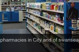 Pharmacies in City and of swansea