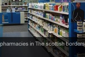 Pharmacies in The scottish borders
