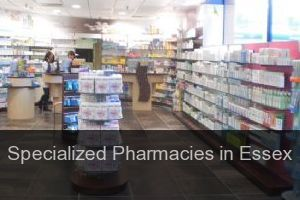 Specialized Pharmacies in Essex