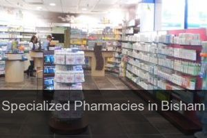 Specialized Pharmacies in Bisham