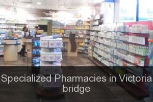 Specialized Pharmacies in Victoria bridge